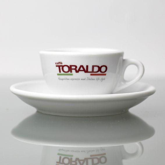 Espressotasse dickwandig von Caffè Toraldo