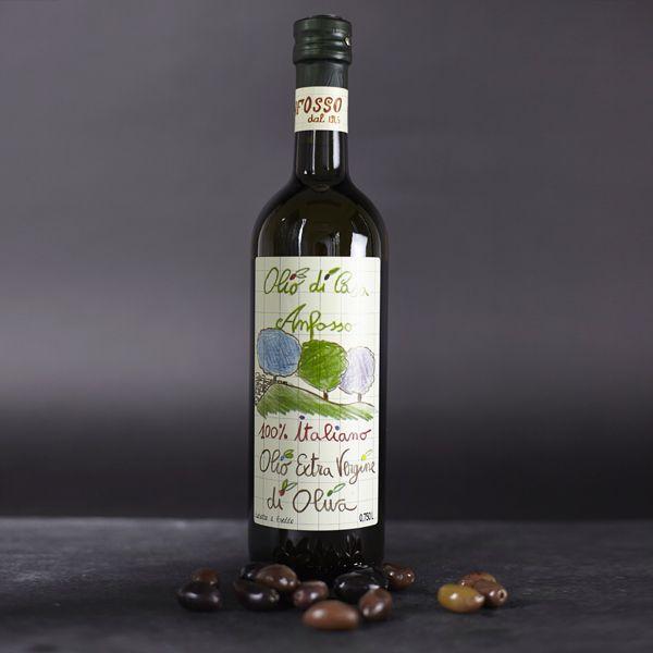 Olivenöl nativ extra Casa Anfosso