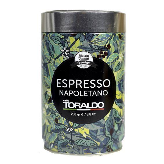Handgerösteter gemahlener Kaffee Espresso Napoletano