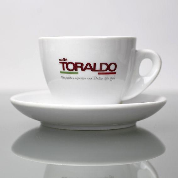 Cappuccino-Tasse Caffè Toraldo