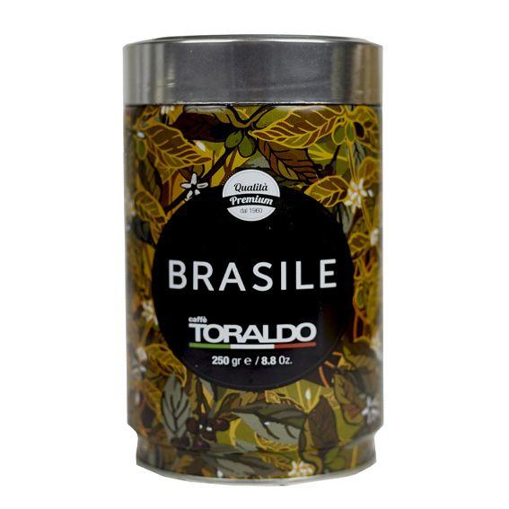 Handgerösteter gemahlener Kaffee Brasilé