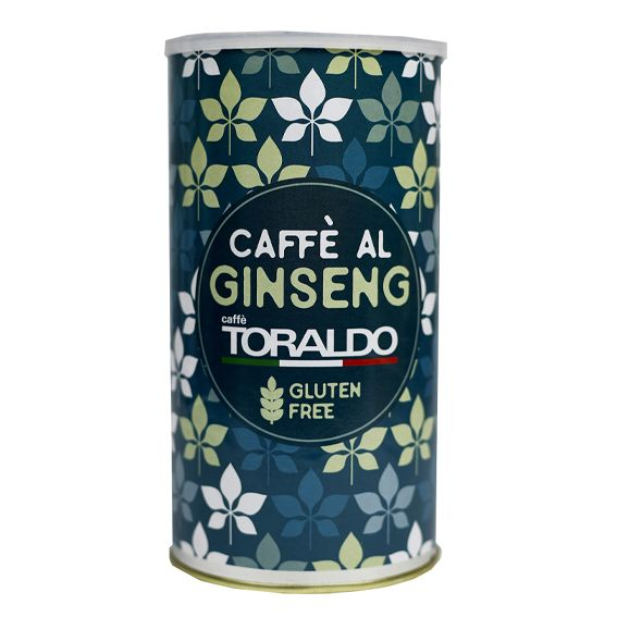 Super Instant Coffee, Ginseng